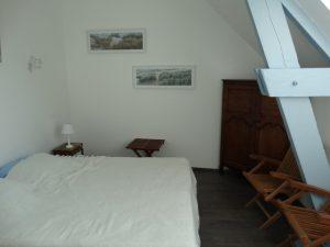 Gite du petit Colombier à Arras : la chambre Queen Size
